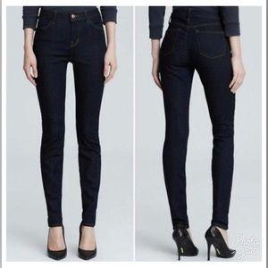 J Brand Maria High Rise Skinny Jeans- ChicEwe